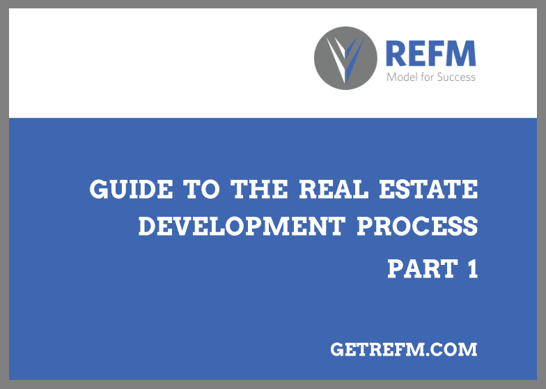 Real Estate Development Finance : Free e book guide to the real estate development process