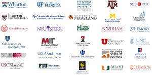 University clients logos