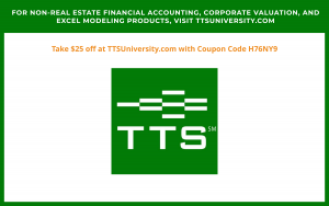 Training The Street $25 off with coupon code H76NY9