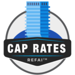Cap Rates Badge