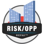 Risk and Opportunities Badge