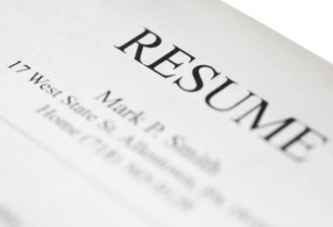 Resume Review - Standard Speed - $199