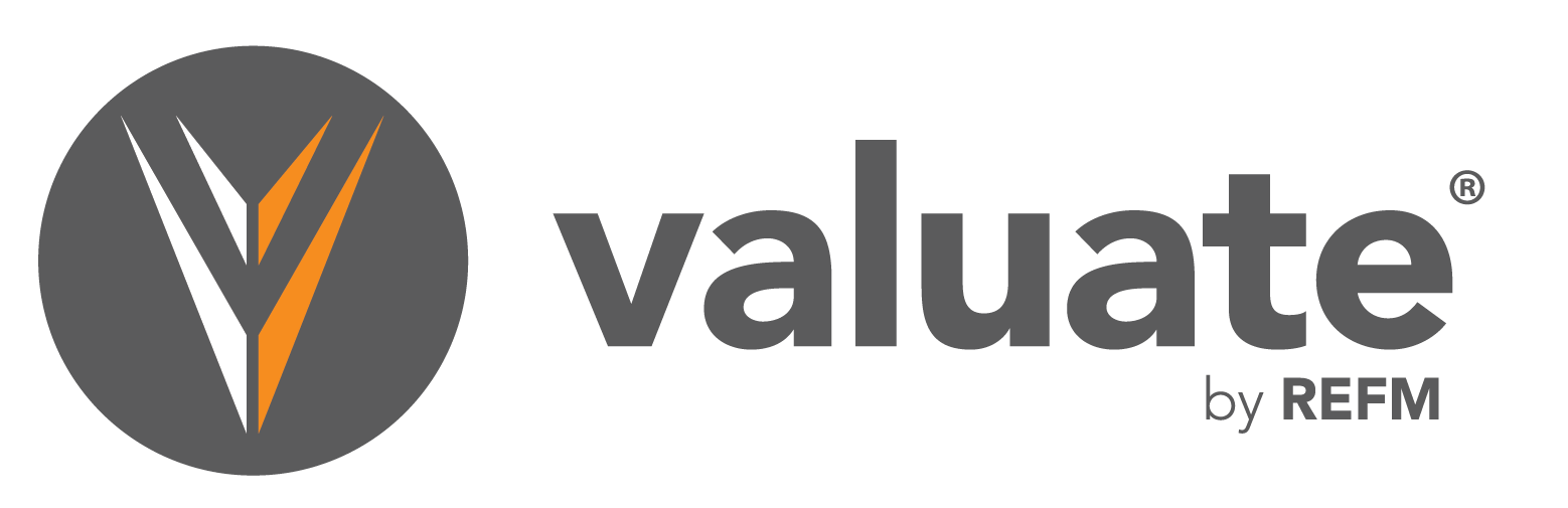 valuate software logo