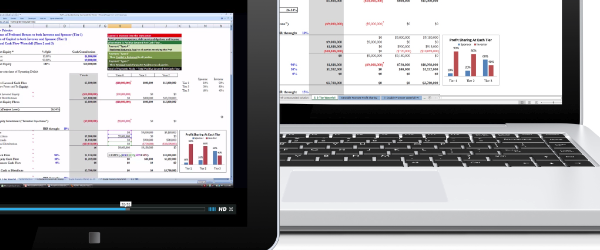 Real Estate Financial Modeling | Commercial Real Estate